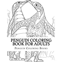 Amazon.co.uk: Penguin Coloring Book: Books