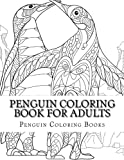 Best Books For Youths - Penguin Coloring Book For Adults: Large One Sided Review