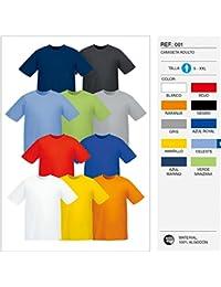 Misemiya - Camiseta Uniforme Laboral Industrial Taller MECÁNICO TÉCNICO Fontanero ALBAÑIL- Ref.001…