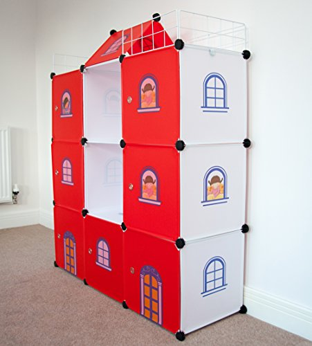 Superieur Castle Cubes U2013 Kids Storage Boxes Children Wardrobe ...