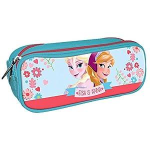 Portatodo Frozen Disney Elsa y Anna Doble