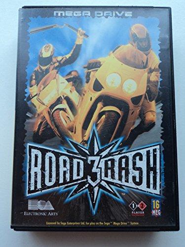 road rash 3 - Megadrive - PAL