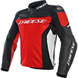 Giacca moto pelle Dainese racing 3