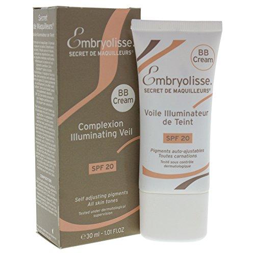 Embryolisse Bb Cream Complexion Iluminating Veil Spf20 30ml - Reparatur Bb Creme