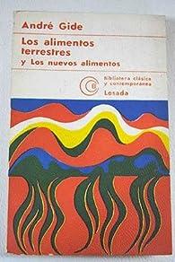 Los alimentos terrestres par André Gide