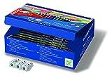 Staedtler Noris 185 C144. Lápices de colores ecológicos. Caja con 144 unidades.