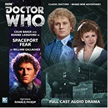 [(Spaceport Fear)] [ By (author) William Gallagher, Performed by Colin Baker, Performed by Bonnie Langford ] [February, 2013]