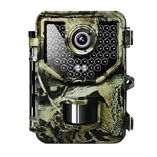 HYCy Jagdkamera, 1080P 16MP-Nocken-Infrarot, Nachtsicht-Bewegung aktiviert IP66 wasserdicht, für Wildlife-Jagd und Überwachung Sd-sdhc-2,5 In Lcd