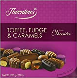 Thorntons Classics Toffee/ Fudge and Caramel Collection 285 g
