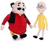 Motu Patlu Soft Toy Big Plush Toy Figure Soft Toys 30 cms Best Quality