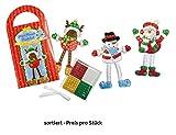 938169 Trendhaus Weihnachtswünsche Bastelset Weihnachten Mosaik