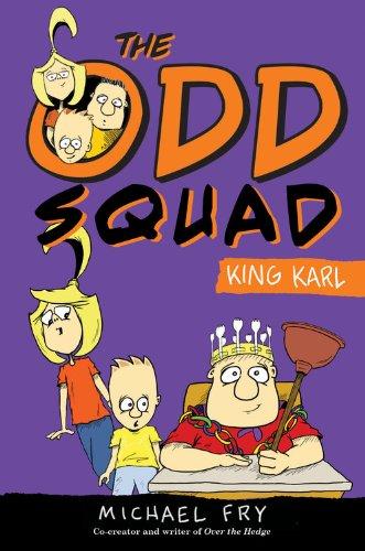 King Karl (Odd Squad)