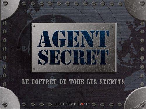 Agent secret : Le coffret de tous les secrets