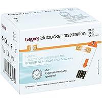 Preisvergleich für Beurer Gl44/gl50 Blutzucker-teststreifen 100 stk