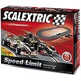 Scalextric Original - Circuito C1 F1 Speed Limit con pistas nuevas digitalizables (A10063S500)