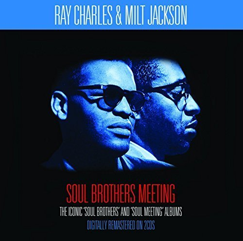 Soul Brothers Meeting - Ray Chales and Milt Jackson by Not Now