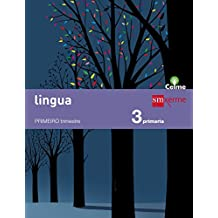 Lingua. 3 Primaria. Celme  - Pack de 3 libros - 9788498544206