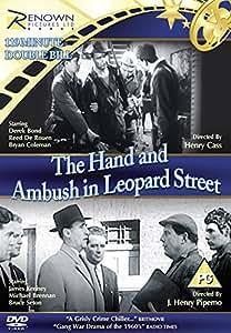 The Hand/The Ambush Of Leopard Street [DVD]