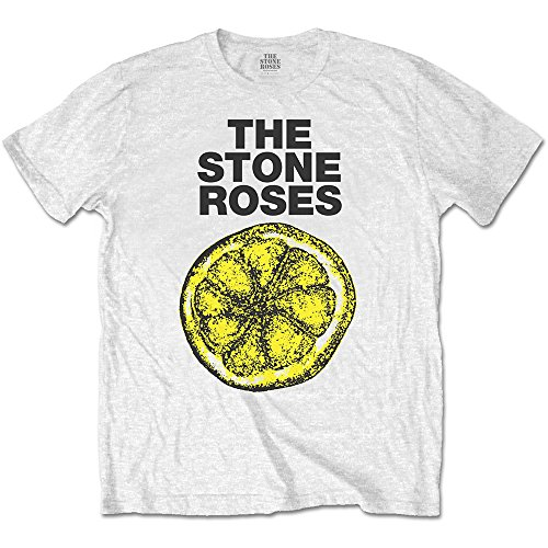 The Stone Roses Official Lemon 1989 Tour T-shirt