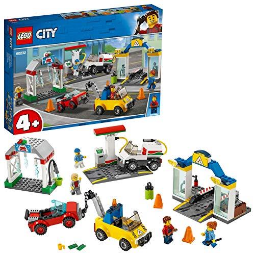 LEGO City Town - Centro Automovilístico Set construcción