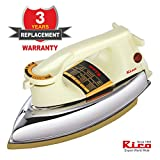 Rico Super Heavy Weight Automatic Dry Iron- 3 yrs Replacement warranty - Japanese
