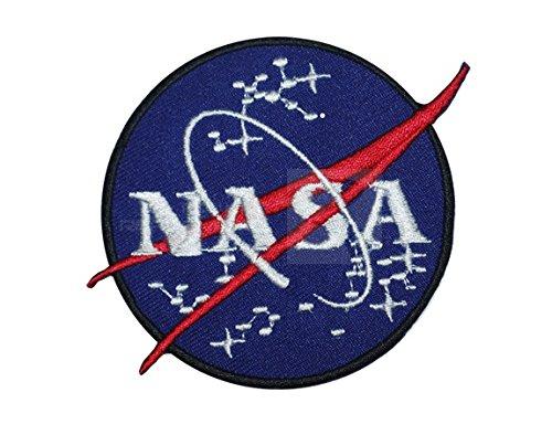 La Nasa Espacio Astronauta bordado parche/insignia hierro en o coser en parche...