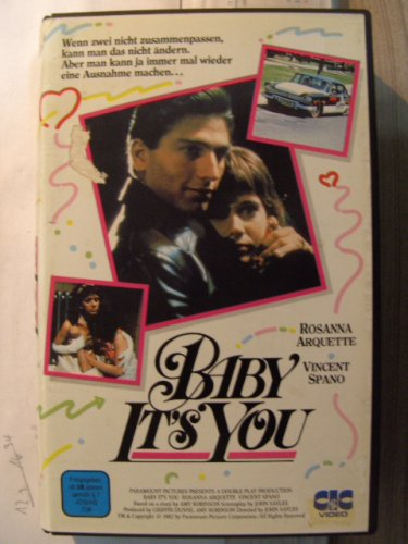 Baby It´s You mit Rosanna Aequette und Vincent Spano