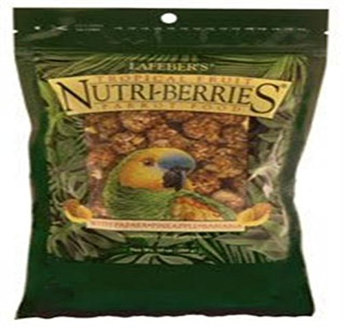 lafeber-nutri-berries-tropical-fruits-284-gr