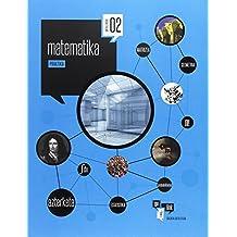 Matematika batxilergoa 2 (Gulink) - 9788491061663