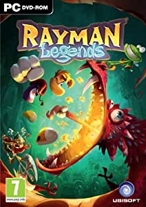 Rayman Legends (PC DVD)