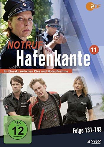 Notruf Hafenkante 11 (Folge 131-143) [4 DVDs]