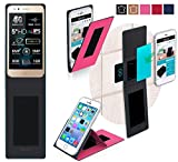 Allview P6 Pro Hülle in pink - innovative 4 in 1