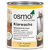 Osmo Klarwachs 1101 Farblos 0,75 Liter