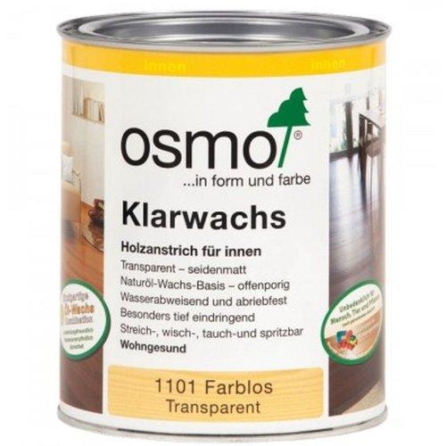 Osmo Klarwachs 1101 Farblos 2,5 Liter
