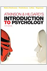 Atkinson & Hilgard's Introduction to Psychology Paperback