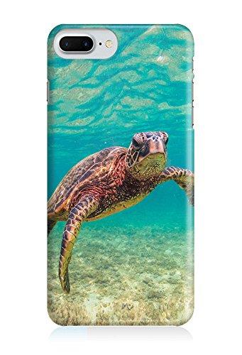 COVER Schildkröte Tier Unterwasser Design Handy Hülle Case 3D-Druck Top-Qualität kratzfest Apple iPhone 7 Plus (Schildkröte Case Iphone6)