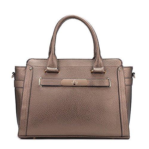 HB Style - Sacchetto Ragazza donna Faded Bronze