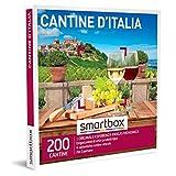 Smartbox - Cantine d'Italia Cofanetto Regalo Gourmet Interessanti degustazioni di vini e prodotti tipici...