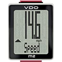Vdo M2 Cycle - Accesorio de iluminación para bicicletas, color negro, talla n/a