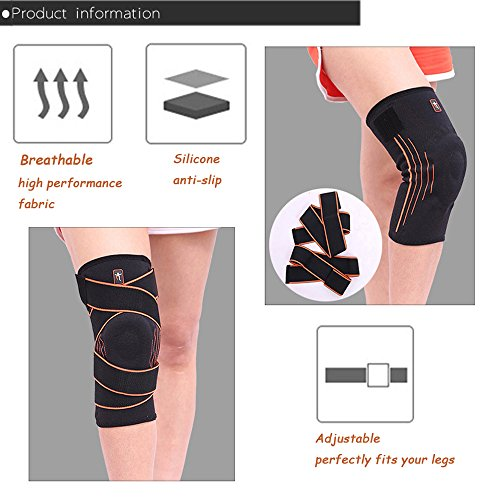 Knee-Support-Knee-BraceKnee-Compression-Leg-Sleeves-1-Pair-2-Pcs-Top-Grade-Paciffico-Breathable-Crashproof-Antislip-Kneepad-Protector-Pad-Adjustable-Bands