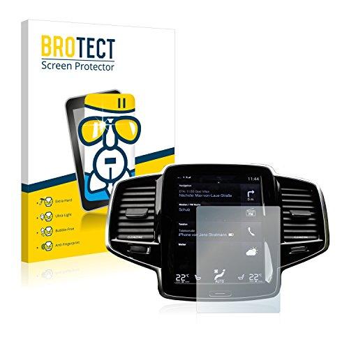 brotect-airglass-pellicola-vetro-flessibile-chiaro-per-volvo-xc90-sensus-sistema-di-navigazione-prot