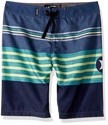 Hurley Jungen Board Shorts Boardshorts, Ocean Fog, 4 Jahre -