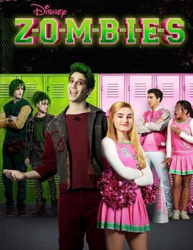 Z-O-M-B-I-E-S: Coloring Book with High Quality Exclusive Images by Disney Film 2018, Volume 2 (Z-O-M-B-I-E-S - Disney Film)
