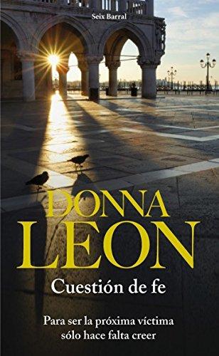 Cuestión de fe por Donna Leon