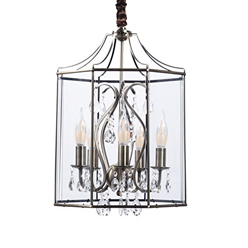 ... Vintage Moderne Klarglas Glocke Schatten Industrie Edison Hängende  Deckenleuchte Loft Bar Küche Kronleuchter Dekorative Beleuchtung E14 ...