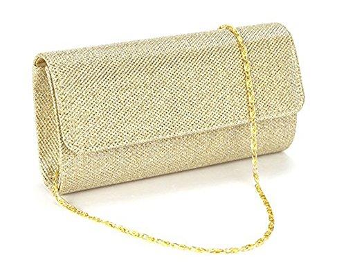 XPGG, Poschette giorno donna Light Gold
