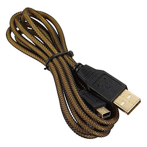 Highspeed-USB-Ladekabel für Nintendo 3DS / New 3DS XL / 2DS / DSi / DSi XL