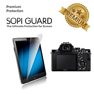 Sony A7II Tempered Glass SopiGuard Ultra Clear Screen Protector 9H 0.3mm 2.5D
