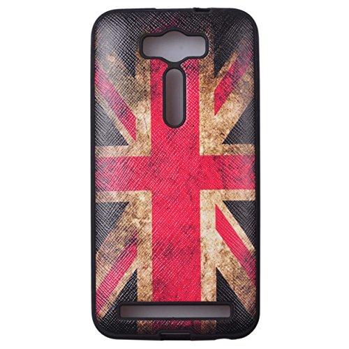 Voguecase® Per Apple iphone 5C, Custodia fit ultra sottile Silicone Morbido Flessibile TPU Custodia Case Cover Protettivo Skin Caso (grandi fiocchi di neve) Con Stilo Penna UK