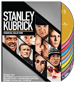 Stanley Kubrick: Essential Collection [DVD] [Region 1] [US Import] [NTSC]